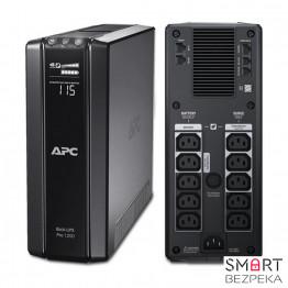 ИБП APC Back-UPS Pro 1200VA (BR1200GI)