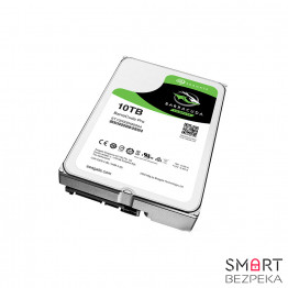 Жесткий диск 3.5 Seagate BarraCuda Pro HDD 10TB 7200rpm 256MB ST10000DM0004 SATA III