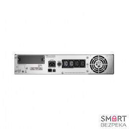 ИБП APC Smart-UPS RM 1000VA 2U LCD (SMT1000RMI2U)