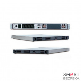 ИБП APC Smart-UPS RM 1000VA 1U (SUA1000RMI1U)