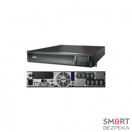 ИБП APC Smart-UPS X 1500VA Rack/Tower LCD 230V (SMX1500RMI2U)