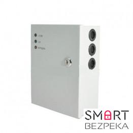 ИБП в боксе (без аккумулятора) Страж M-920T-8K 12В/10А/8