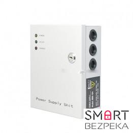 ИБП в боксе (без аккумулятора) Страж М-915T-4K 12В/4А/4