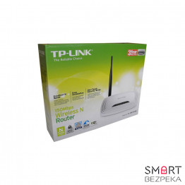 Маршрутизатор TP-Link TL-WR741ND - Фото № 9