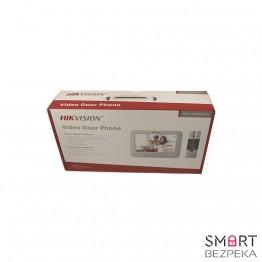 Комплект домофон + вызывная панель Hikvision DS-KIS202 - Фото № 10