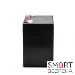 Аккумулятор свинцово-кислотный 12В 4 А*ч Страж М-902