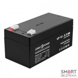Аккумулятор LogicPower LP 12V 33AH (LP 12-3.3AH)