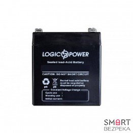 Аккумулятор LogicPower LP 12V 33AH (LP 12-3.3AH) - Фото № 20