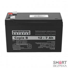 Аккумулятор LogicPower B 12V 7AH (12-7AH) - Фото № 16