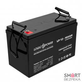Аккумулятор LogicPower LPM 12V 100AH (LPM 12 - 100 AH)