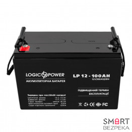 Аккумулятор LogicPower LPM 12V 100AH (LPM 12 - 100 AH) - Фото № 9