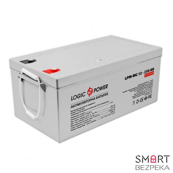Аккумулятор LogicPower LPM-MG 12V 250AH (LPM-MG 12 - 250 AH)