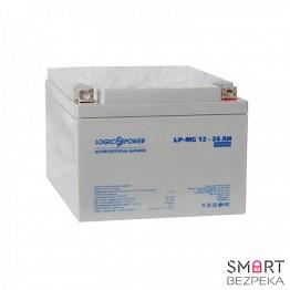 Аккумулятор LogicPower LP-MG 12V 26AH (LP-MG 12 - 26 AH)