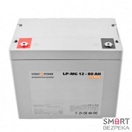Аккумулятор LogicPower LP-MG 12V 80AH (LP-MG 12 - 80 AH) - Фото № 6
