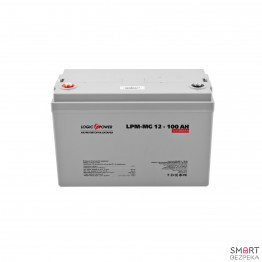 Аккумулятор LogicPower LPM-MG 12V 100AH (LPM-MG 12 - 100 AH)