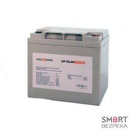 Аккумулятор LogicPower LPM-GL 12V 40AH (LPM-GL 12 - 40 AH)