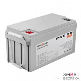Аккумулятор LogicPower LP-GL 12V 65AH (LP-GL 12 - 65 AH)