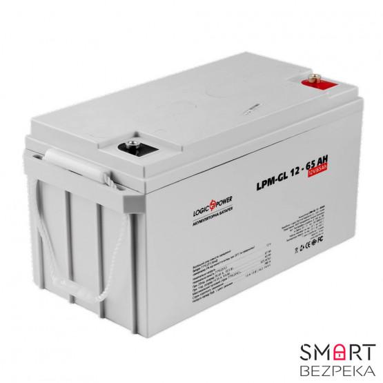 Аккумулятор LogicPower LPM-GL 12V 65AH (LPM-GL 12 - 65 AH)