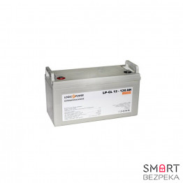Аккумулятор LogicPower LP-GL 12V 120AH (LP-GL 12 - 120 AH)