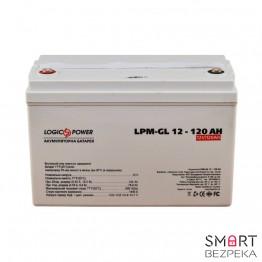 Аккумулятор LogicPower LPM-GL 12V 120AH (LPM-GL 12 - 120 AH) - Фото № 21