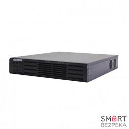Сетевой видеорегистратор Tecsar Lead NVR-L-32CH8H-RD-5-2U