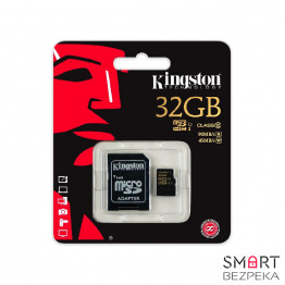 Карта памяти Kingston MicroSD 32GB Class 10 UHS-I + SD-adapter (SDCA10/32GB) - Фото № 23