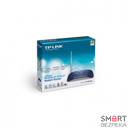 Маршрутизатор TP-Link TD-W8950ND - Фото № 4