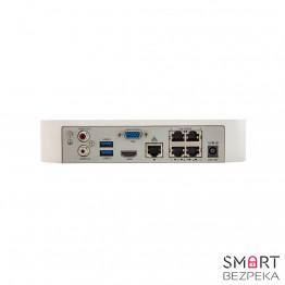 Сетевой видеорегистратор Tecsar Lead NVR-L-4CH1H4POE-SM - Фото № 10