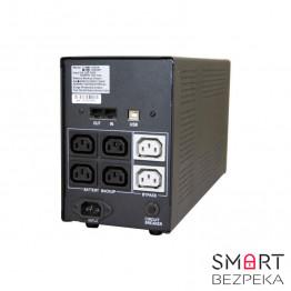 ИБП Powercom IMP-1025AP - Фото № 3