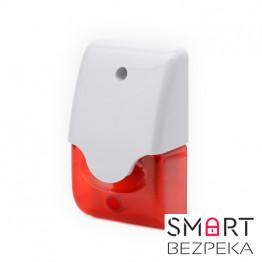 Проводная комнатная светозвуковая сирена Страж М-203