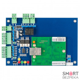 Контроллер доступа CnM Secure D1S2.NET на 1 дверь - Фото № 12