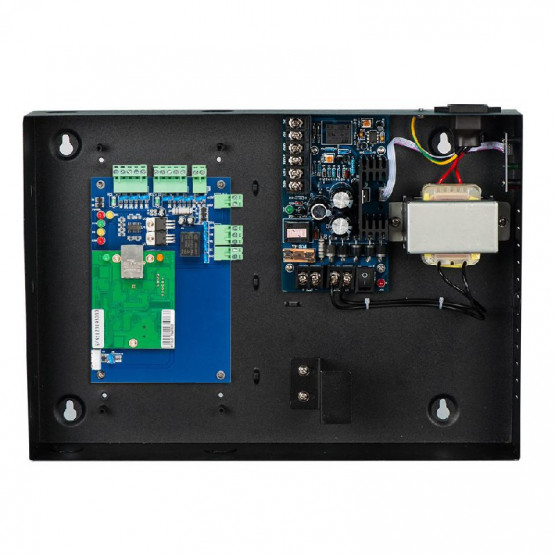 Контроллер доступа CnM Secure D1S2.NET+PS на 1 дверь