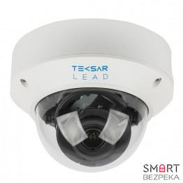 IP-видеокамера купольная Tecsar Lead IPD-L-2M30F-SDSF3-poe 28 mm