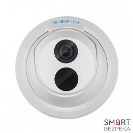 IP-видеокамера купольная Tecsar Lead IPD-L-4M30F-W-SF-poe-in 28 mm - Фото № 10