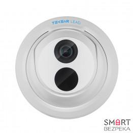 IP-видеокамера купольная Tecsar Lead IPD-L-2M30F-SF-poe 28 mm - Фото № 4