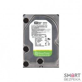 Жесткий диск 3.5 Western Digital AV-GP 2TB 64MB WD20EURS SATA II