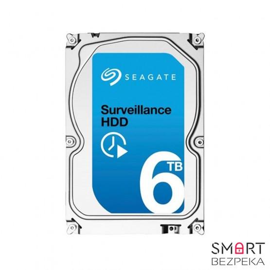 Жесткий диск Seagate Surveillance 6ТB 128MB ST6000VX0001 3.5 SATA III
