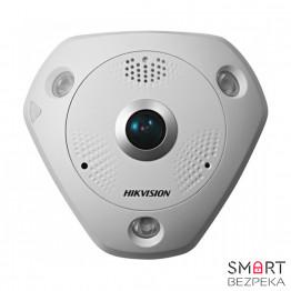 Купольная IP-видеокамера Hikvision DS-2CD63C2F-IVS