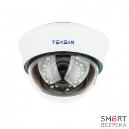 Купольная TVI камера Tecsar AHDD-1Mp-20Vfl-in-THD