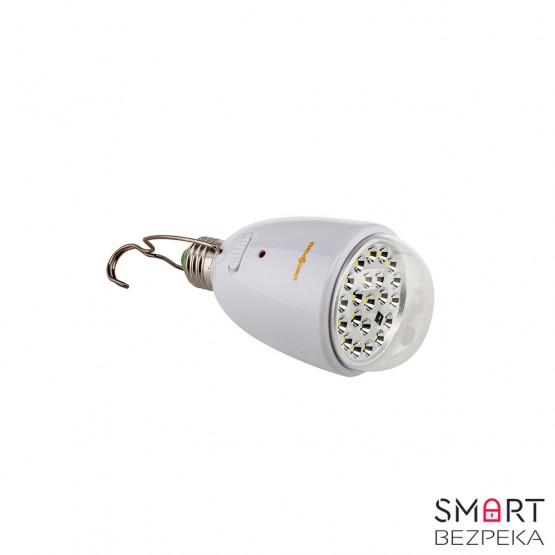 Лампа светодиодная с резервным питанием LogicPower E27 (LP-8221R LiT)