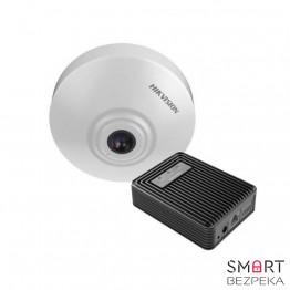 Внутренняя IP-видеокамера Hikvision iDS-2CD6412FWD/C