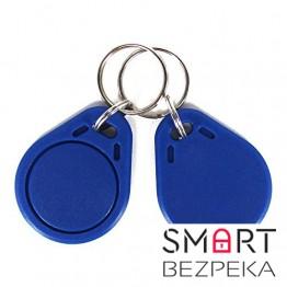 Набор 25 шт. Ключ-брелок Tecsar Trek EM-Marine синий