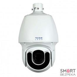 Роботизированная (SPEED DOME) IP-видеокамера Tecsar Lead IPSD-L-12M250V-SDSF6-22X-poe