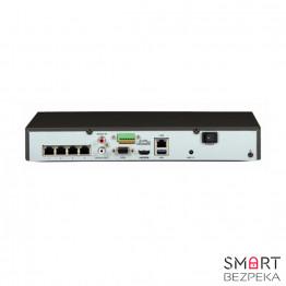 IP Сетевой видеорегистратор 4-канальный Hikvision DS-7604NI-K1/4P - Фото № 22