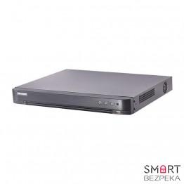 DVR-регистратор 16-канальный Hikvision Turbo HD DS-7216HUHI-F2/N (3 Mp)