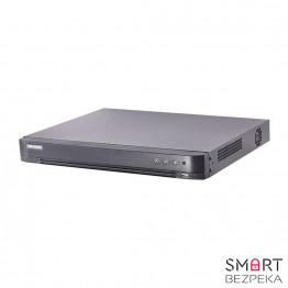 DVR-регистратор 16-канальный Hikvision Turbo HD DS-7216HUHI-F2/S (5 Mp)