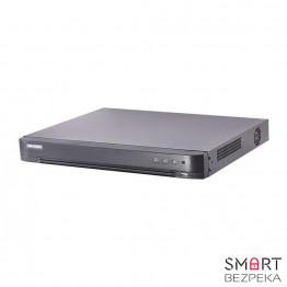 DVR-регистратор 16-канальный Hikvision Turbo HD DS-7216HUHI-K2 (5 Mp)