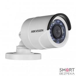 Уличная Turbo HD видеокамера Hikvision DS-2CE16D0T-IRF (3.6 мм)