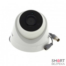 Купольная Turbo HD видеокамера Hikvision DS-2CE56C0T-IT3 (2.8) - Фото № 16