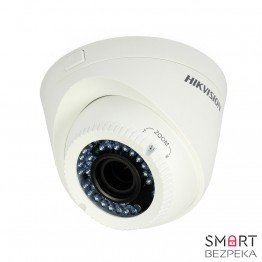 Купольная Turbo HD видеокамера Hikvision DS-2CE56D1T-VFIR3 (2.8-12)